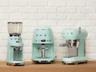 Новая кофемолка SMEG (СМЕГ) из линейки Стиль 50х