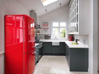 Новые холодильники FAB50 из коллекции Стиль 50-х от SMEG (СМЕГ)