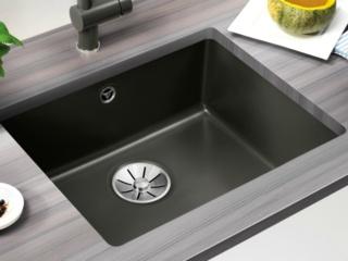 Клапан-автомат в кухонных мойках Smeg — плюсы и минусы