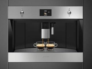 Обзор на кофемашины от компании Smeg линей Classica - комфорт использования и внимание деталям.