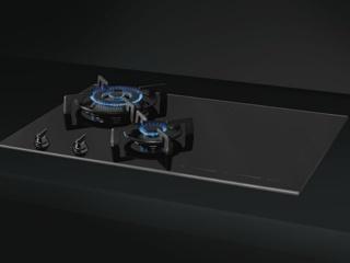 Smeg PM6721WLDX – комбинированная варочная панель (индукция и газ)
