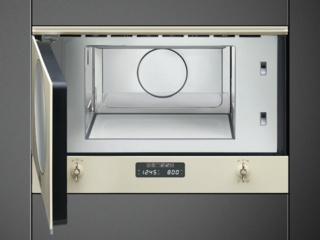 Микроволновые печи SMEG (СМЕГ) Coloniale: дизайн и функционал