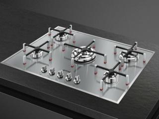 Дизайн варочных панелей из линейки Linea от SMEG (СМЕГ)