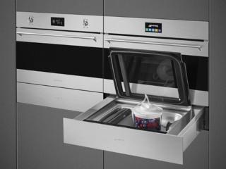 Режим Showroom в шкафах шоковой заморозки - зачем нужен и где применять
