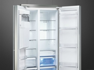 Подключение холодильника SMEG к водопроводу - зачем нужно и как выбрать