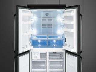 Холодильники Side-by-Side от компании SMEG - советы по выбору семейного холодильника