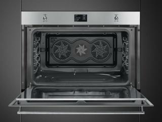 Три конвектора в духовых шкафах Smeg – преимущества технологии