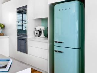 Сигнализация открытой двери в холодильниках Смег