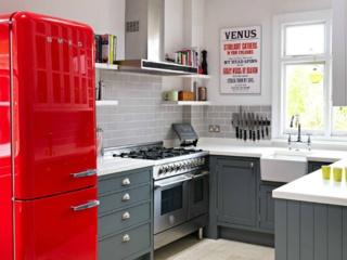 Электронный контроль температуры в холодильниках Smeg