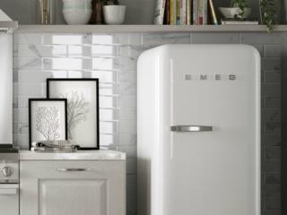 Звуковой сигнал при повышении температуры в холодильниках Smeg