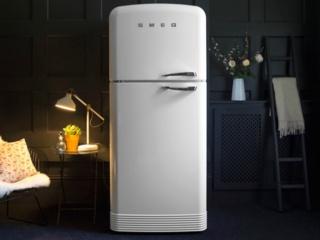 Вентилятор в холодильном отделении холодильников Smeg
