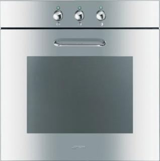 Система тангенциального охлаждения в духовых шкафах Smeg