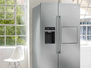 Технология HomeBar в холодильниках Smeg