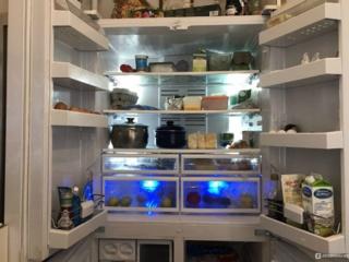 Технология Active Fresh Blue Light в холодильниках SmegТехнология Active Fresh Blue Light в холодильниках Smeg