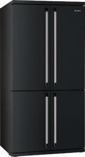 Сенсорное управление Touch Control в холодильниках Smeg
