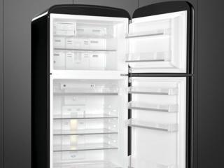 Автоматическое размораживание в холодильниках Smeg