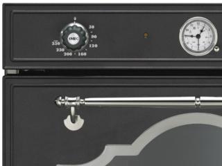 Функция поддержания тепла в духовых шкафах Смег