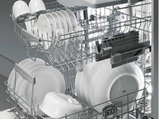 Система мойки SwingWash в посудомоечных машинах Smeg