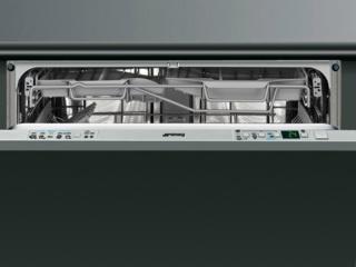 Электронная регулировка смягчения воды в посудомоечных машинах Smeg