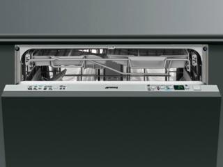 Индикатор отсутствия соли и ополаскивателя в посудомоечных машинах Smeg