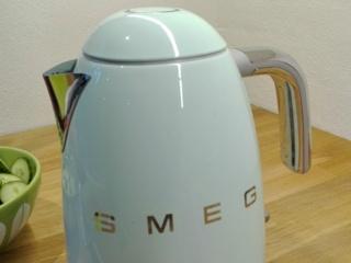 Блокировка включения без воды в чайниках SMEG