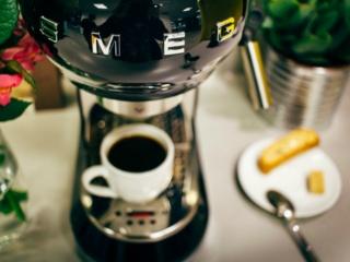 Система защиты против капель в кофемашинах Смег