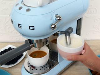 Система нагрева Thermoblock в кофемашинах Smeg