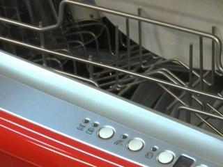 Фильтр из нержавеющей стали в посудомоечных машинах Smeg