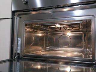 Автоотключение микроволновых печей Smeg при открытой дверце