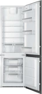 Преимущества двухкамерного холодильника Смег C7280F2P1