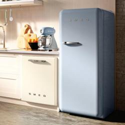 Отдельностоящие холодильники SMEG   Фирменный интернет-магазин