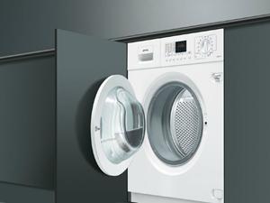 Встраиваемые стиральные машины SMEG: купить в фирменном магазине в Москве